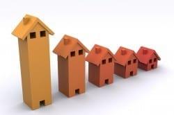 Model houses getting smaller
