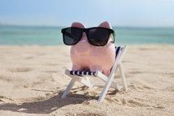 Financial planning pig