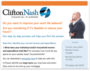 Clifton Nash work life balance pdf