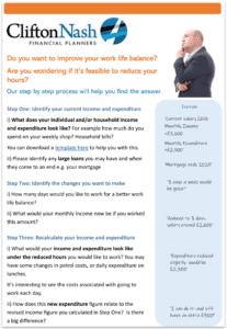 Free work life balance PDF