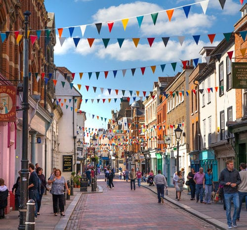 The future of the high street: How will Covid-19 affect town and city centres?